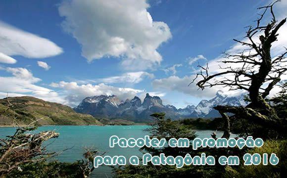 Pacotes promocionais para a Patagônia em 2016 #pacotes #viagem #patagônia #promoção