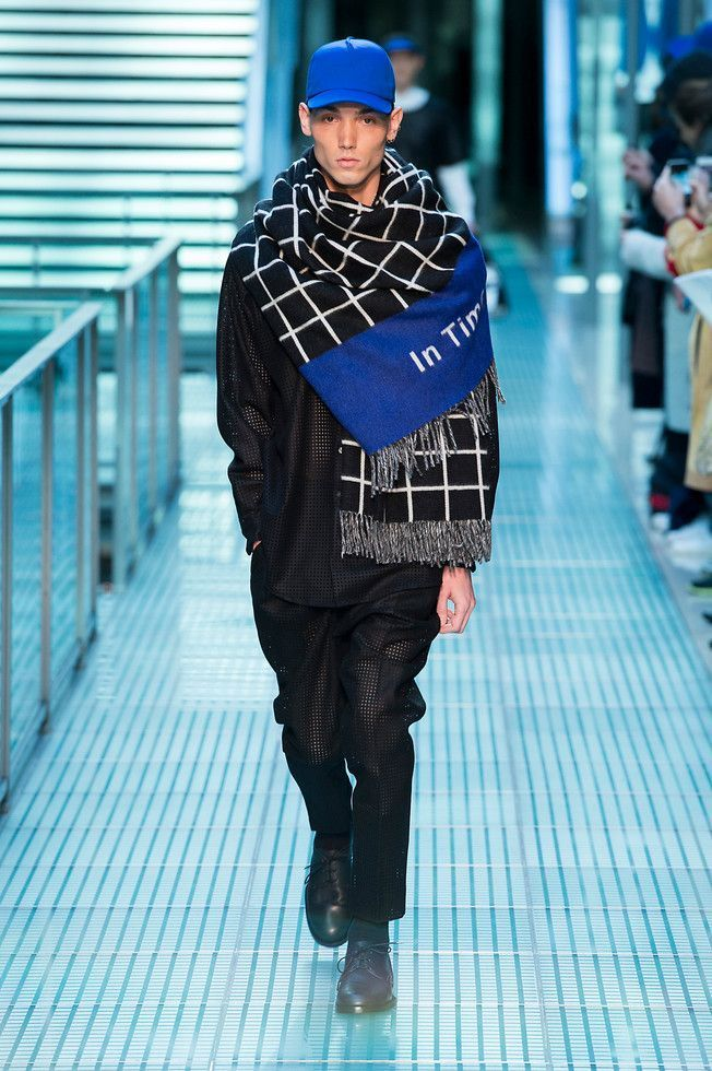 """Another great """"N°7 AW 2015"""" Collection preview."""
