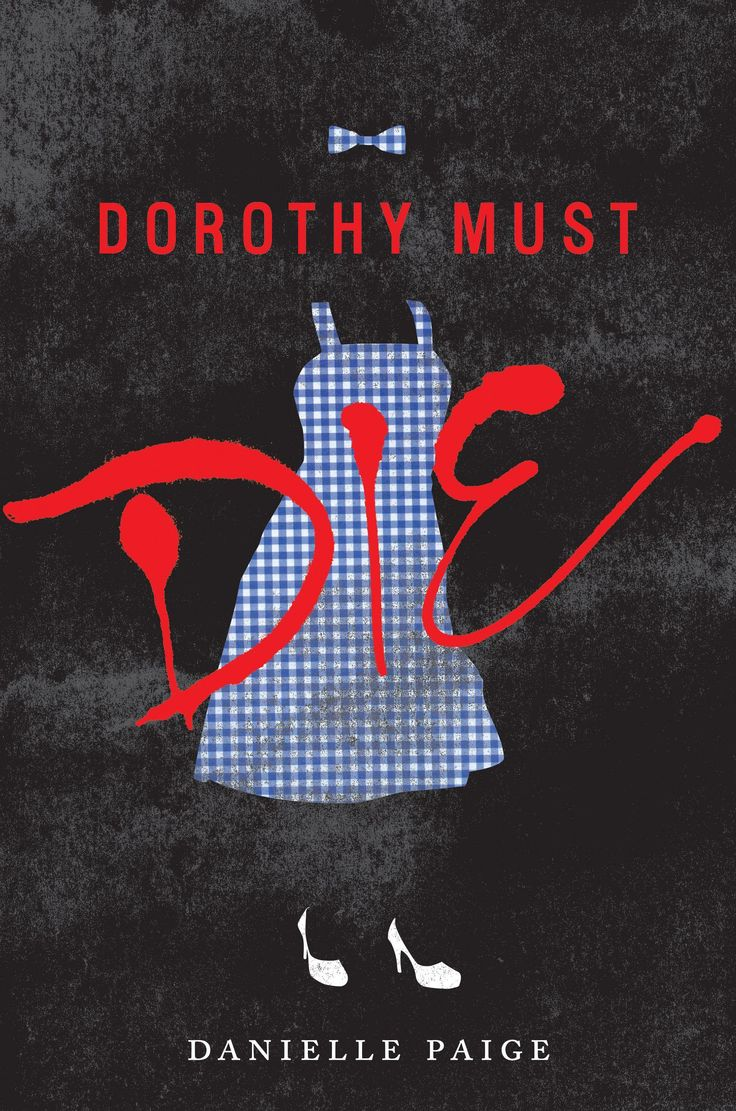 Dorothy Must Die by Danielle Paige - An interesting twist on the original Wizard of Oz story. Honestly, it's an eccentric novel!