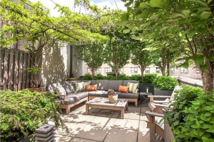Atemberaubend 54 Bilder mit Bepflanzung für Dachterrasse | Garten | Dachterrasse &PE_79