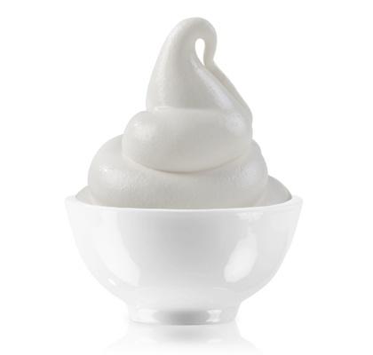 Mmm....TCBY's next big thing - Greek yogurt!!!!! Slap a few sprinkles on there and shovel it in. Yum!!