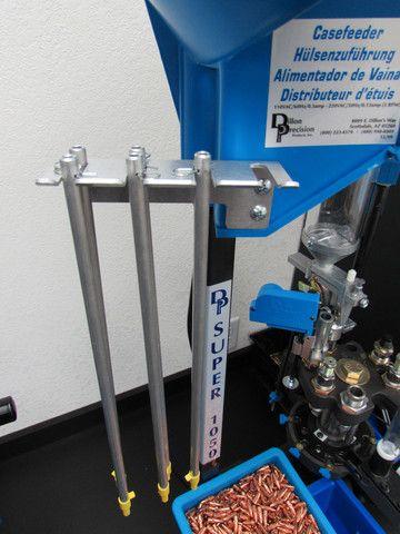 Primer tube rack, Case feeder mount style. | Inline Fabrication $12