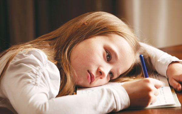 Tips for parents whose children suffer from perfectionism