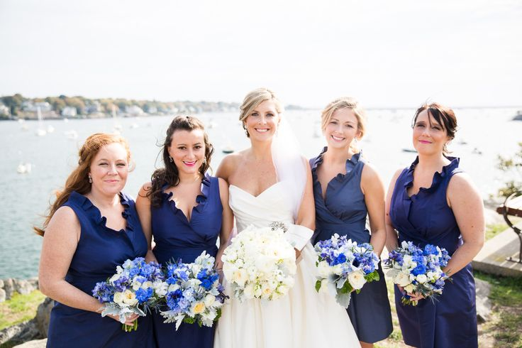 Photography: Studio Nouveau - www.thestudionouveau.com  Read More: http://www.stylemepretty.com/2014/06/30/nautical-marblehead-wedding-at-the-boston-yacht-club/