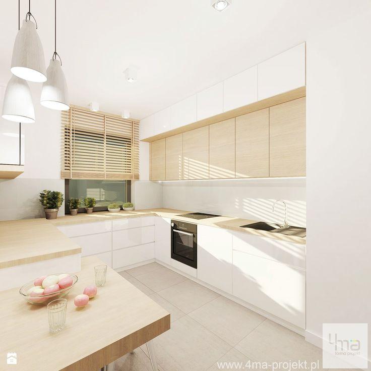 Kuchnia styl Nowoczesny - zdjęcie od 4ma projekt - Kuchnia - Styl Nowoczesny - 4ma projekt