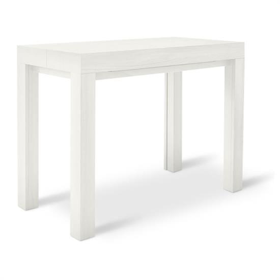Tavolo in legno allungabile fino a 3 metri grazie a 5 allunghe