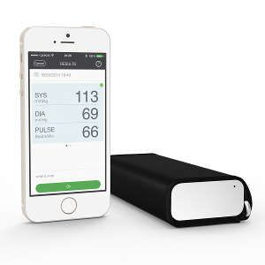 Brand new! The Qardio Arm Wireless Blood Pressure Monitor is available with a Flexible Spending Account! #health #iphone #bloodpressure
