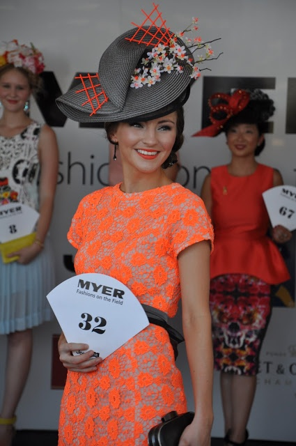 Racing Fashion: Magic Millions Fashions on the Field 2013