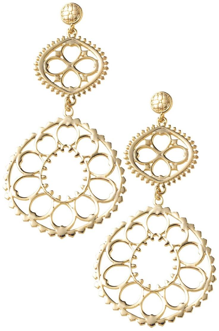 Valentina Chandelier Earrings $44