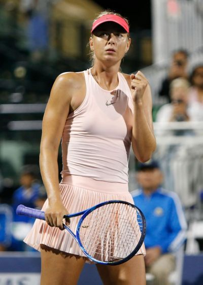 Maria Sharapova is the World's