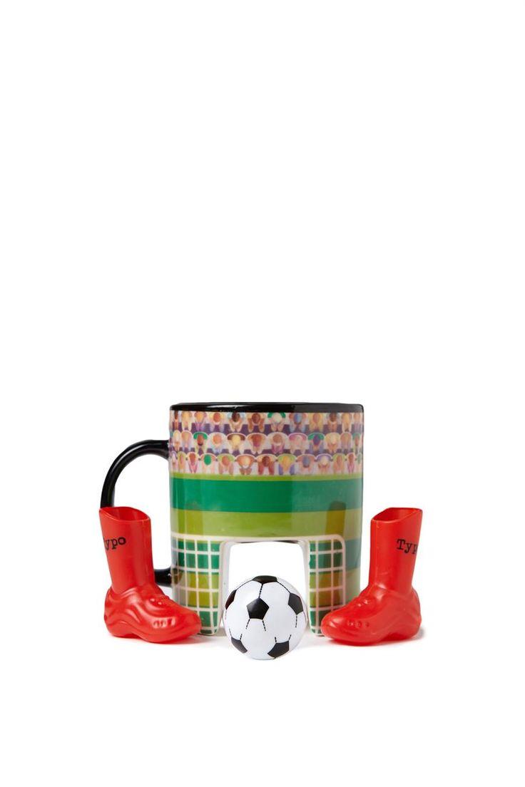 Sporty Mug from @typoshop would make a fun secret Santa gift. #gift #giftguide #perth #christmas