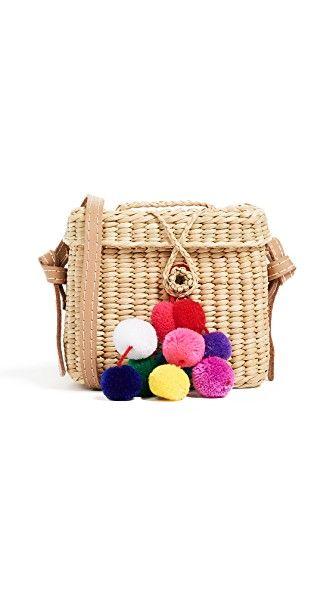 Nannacay+Baby+Roge+Pom+Pom+Bag