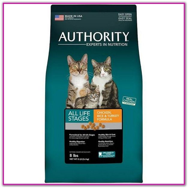 Authority Cat Food Walmart Pet Needs Cat Food Sensitive Stomach Cat Food Cat Food Brands
