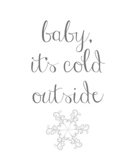 cold #outside