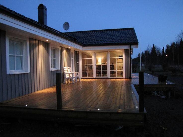 vårt hus vid havet: november 2009