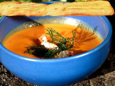 Falsk hummersoppa | Recept.nu