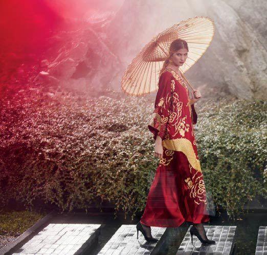 Josie Natori Couture Fall 2017 Collection