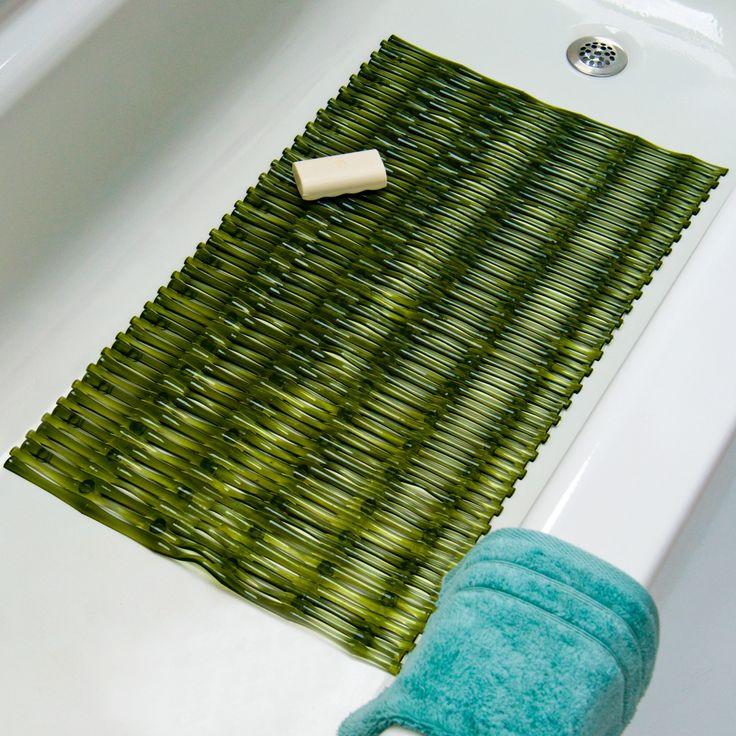 Best Non Slip Shower Mat Ideas On Pinterest Dorm Bathroom - Extra large bath rug for bathroom decorating ideas