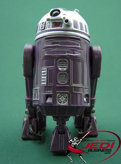 R4-M6 (Mace Windu's Astromech Droid - The Saga Collection, 2006)