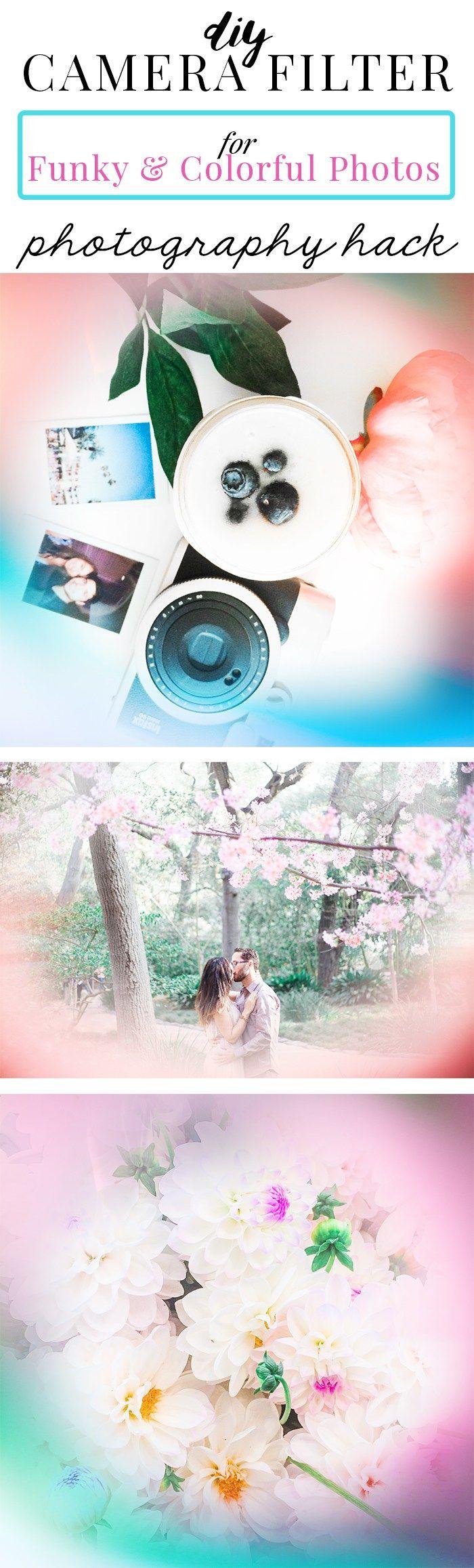 DIY Camera Filter. Photography Hack – ElyanaIvette