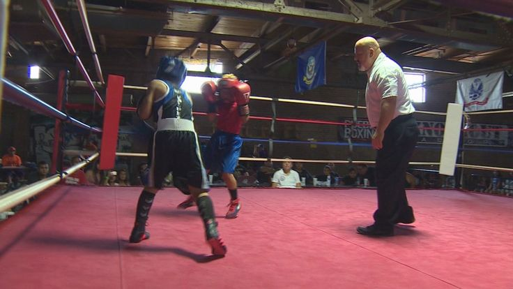 Houston boxing gym trains kids while teaching life lessons. Fitness News.