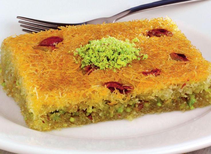 Un desert dulce-dulce, traditional turcesc, din familia celebrei baclavale.