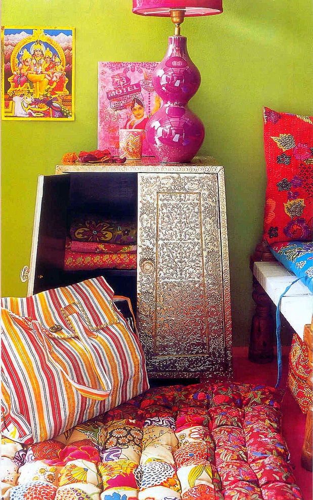 17 best images about bohemian chic style on pinterest for Funky home decor