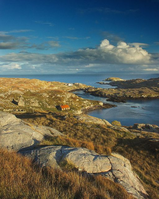 The Golden Road, Harris   Flickr - Photo Sharing!