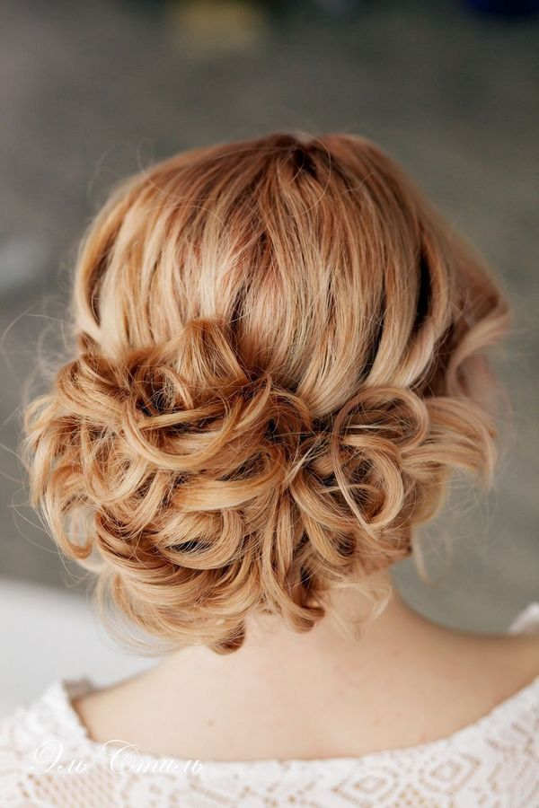 Wedding Hairstyles :   Illustration   Description   Long Wedding Hairstyles and Bridal Updo Hairstyles for Long Hair from elstile-spb 27    -Read More –   - #WeddingHairstyle https://adlmag.net/2017/12/21/wedding-hairstyles-long-wedding-hairstyles-and-bridal-updo-hairstyles-for-long-hair-from-elstile-sp-8/