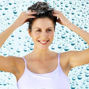 Women Hair Shampooing Tips