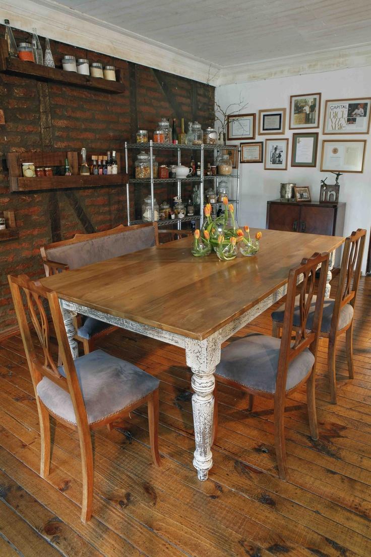 M s de 25 ideas incre bles sobre mesa restaurada en - Mesas de comedor restauradas ...