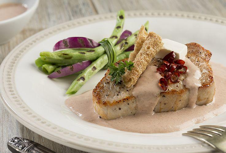 Prepara un delicioso Lomo de Cerdo en Salsa de Chicharrón para la comida. Consulta nuestra receta que tenemos para ti ¡Tus platillos de ricos a deliciosos!