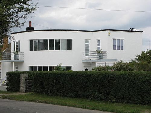 371 best art deco uk homes images on pinterest east sussex modern