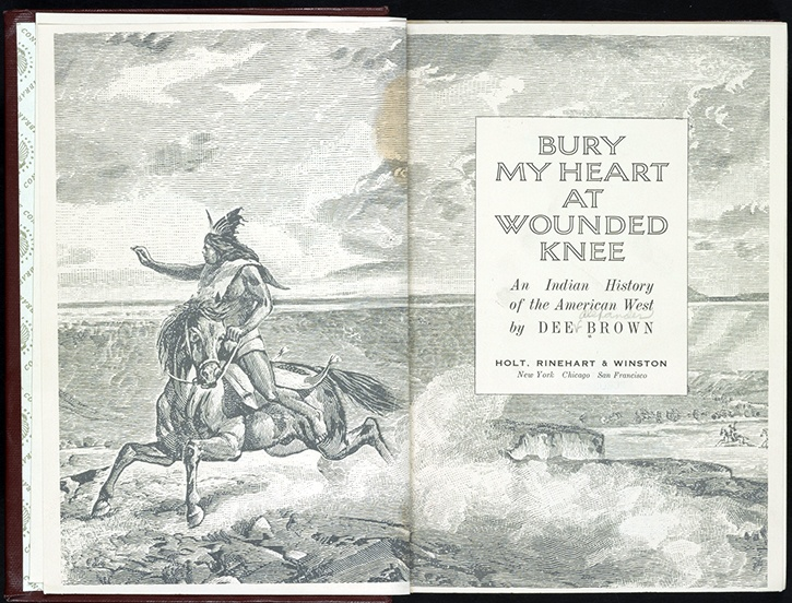Bury My Heart at Wounded Knee Quotes