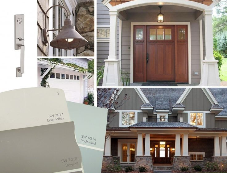 Exterior light fixtures light fixtures and trim color on - Sherwin williams exterior colors ...