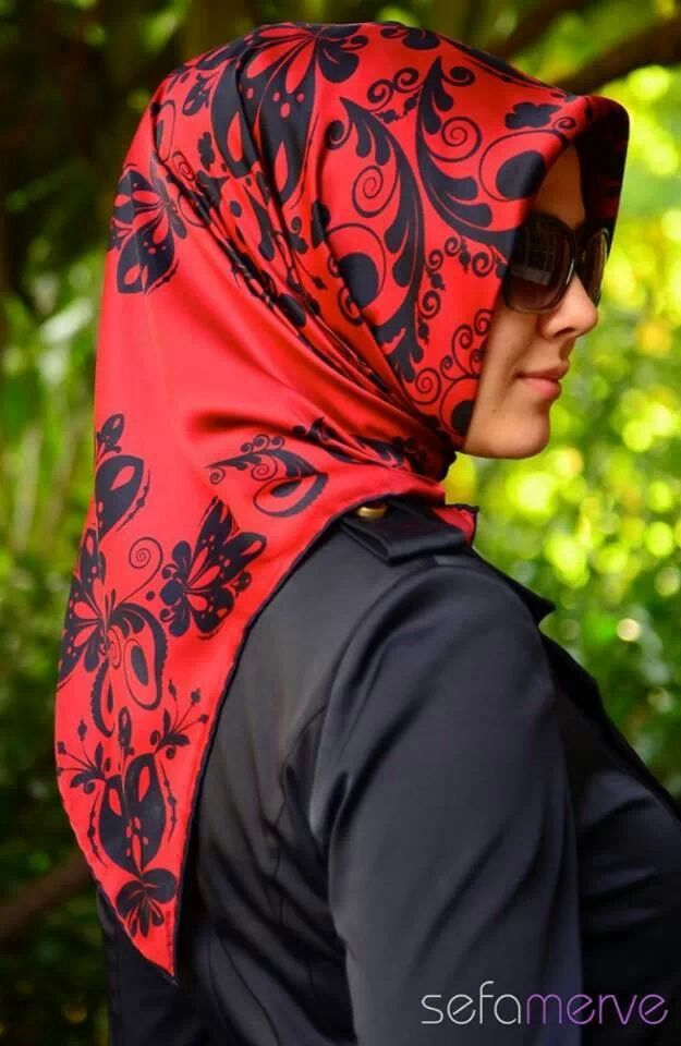 Fabulous scarf