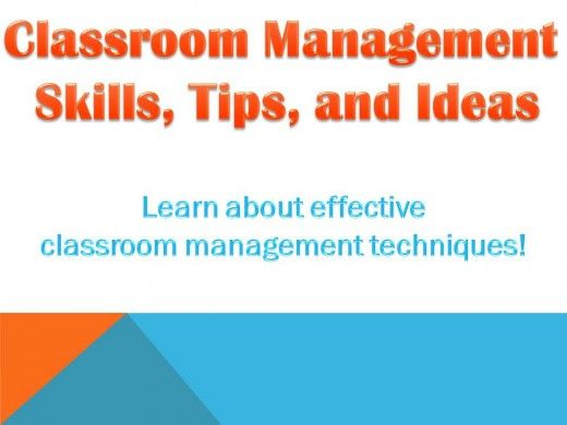 Learn about effective classroom management techniques and tips. (Article)
