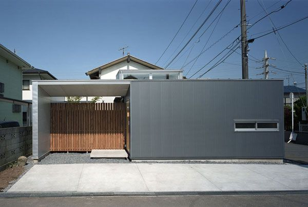 Japanese home modern color schema plus ultra simplicity for Ultra modern modular homes