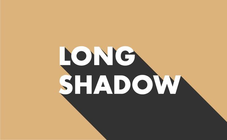 1分で出来る Illustratorで長い影を文字の後ろに作る方法 Be Creativ 2021 イラストレーター 文字 イラレ 文字 影