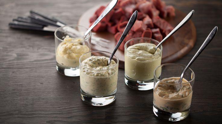 Sauces rapides pour fondue chinoise | Recettes | Signé M