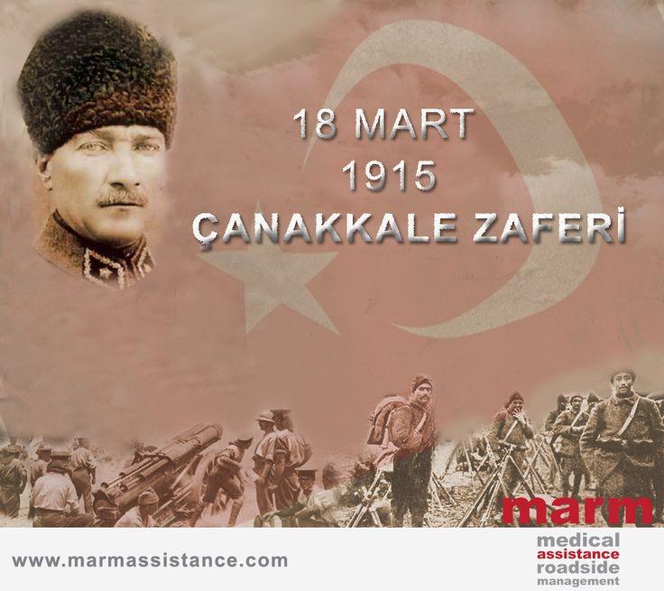 Çanakkale zaferinin 102. yıldönümünde Cumhuriyetimizin kurucusu Gazi Mustafa Kemal ATATÜRK ve kahraman şehitlerimizi saygı, sevgi ve minnet ile anıyoruz. www.marmassistance.com #18mart #canakkalezaferi #çanakkalegeçilmez #18mart1915 #atatürk #gazimustafakemalatatürk #cumhuriyet