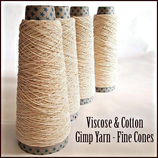 Manufacturing Viscose & Cotton Fine Cones  #viscose #cotton