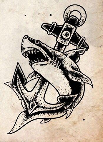 Assassin's Creed IV: Black Flag Kenway's Tattoo Shark