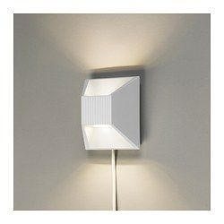 Wall Lighting Ikea: VIKT LED wall lamp,Lighting