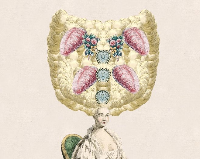 Blow Your Entire Afternoon Designing Elaborate 18th Century Wigs
