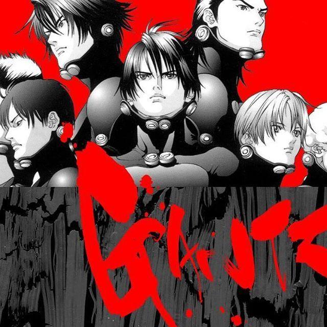 Gantz Peliculas De Anime Gantz Animacion De Diseno De Personaje