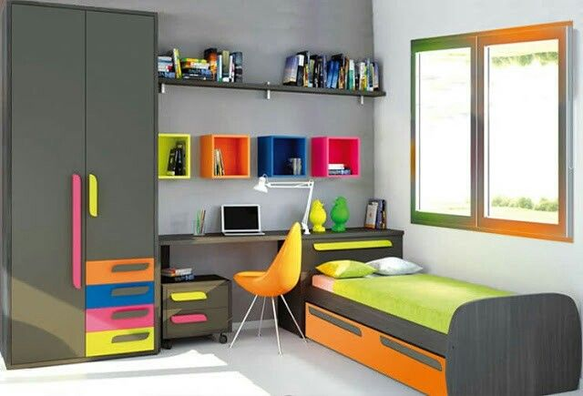 افضل 15 ديكور غرف نوم أولاد تصاميم ونصائح رائعه غرف نوم اطفال Kids Room Furniture Room Design Kids Bedroom Decor