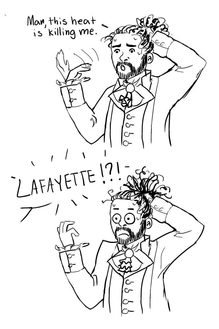 So my friend didn't know that daveed diggs is both jefferson and lafayette and she jUst realized smh