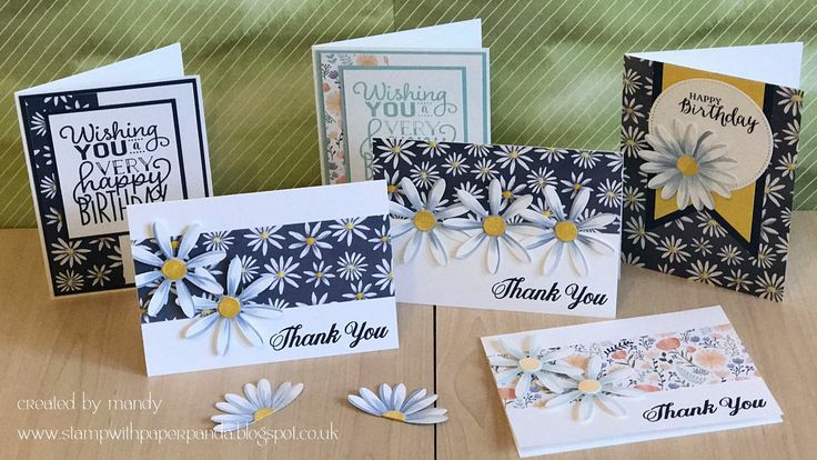 Delightful Daisy Stampin' Up!