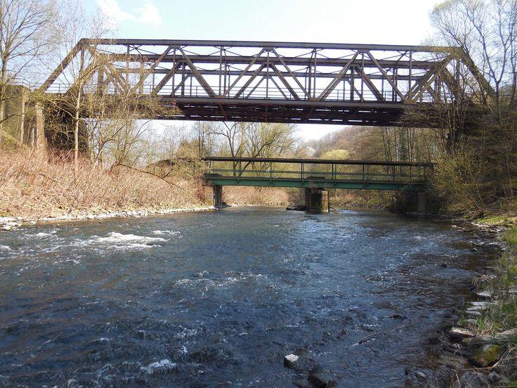 Wupperbrücke bei Opladen
